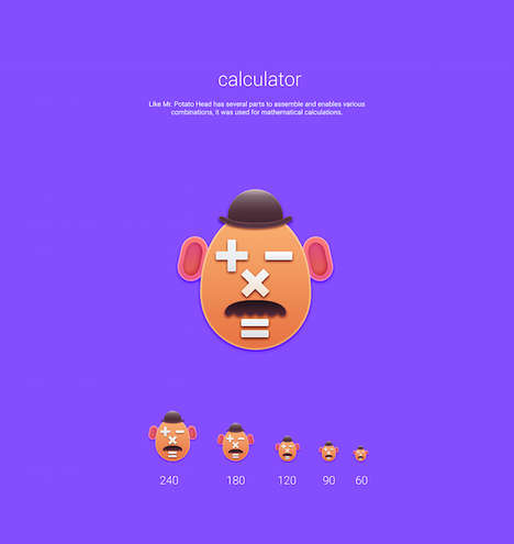 Disney-Inspired App Icons - Leo Natsume Designed App Icons Based on Toy Story Characters