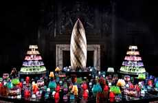 Bompas and Parr's 'Harrods Jelly Parlour' Reveals Edible Landmarks