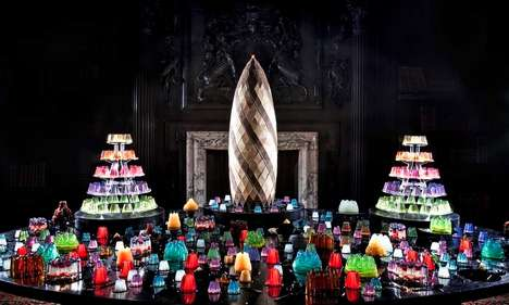 Travel-Themed Jelly Shops - Bompas and Parr's 'Harrods Jelly Parlour' Reveals Edible Landmarks