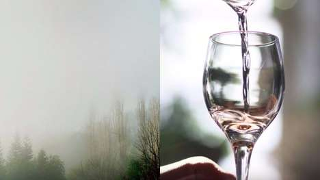 Fog-Flavored Vodkas - This High Quality Vodka Infuses The Unexpected Taste of Fog