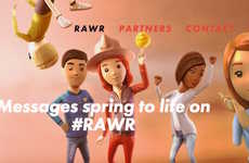 This Animated Avatar Chat App Brings New Dimension to Online Messaging