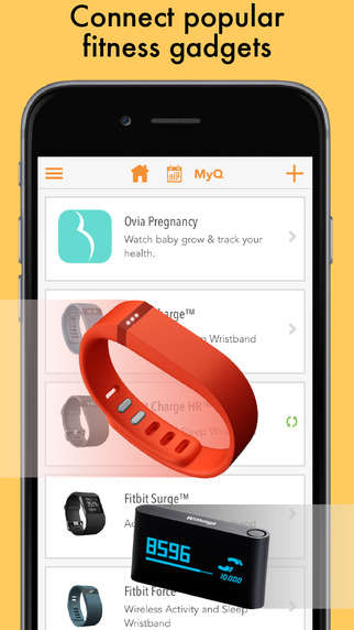 Comprehensive Fertility Apps - The Ovia Fertility Digitally Monitors Menstrual and Ovulation Cycles