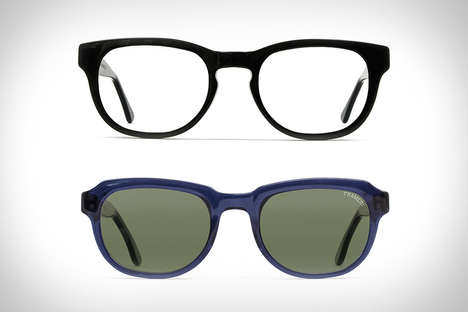 Interchangeable Eyewear Collections - Frameri Eyewear Offers Interchangeable Lenses and Frames