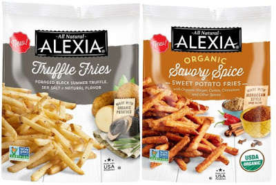 Gourmet Frozen Fries - These Frozen French Fries from Alexia Feature Flavorful Seasonings