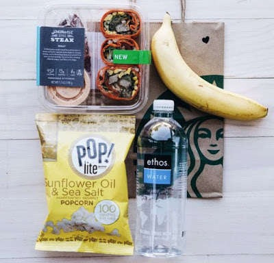 Comprehensive Lunch Combos - The New Power Lunch Deal from Starbucks Serves as a Hearty Meal Option