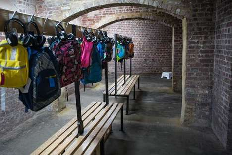 Immersive Refugee Installations - Save the Children's 'Forced to Flee' Brings Real Stories to Life