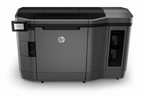 Commercial Manufacturing 3D Printers - The HP Jet Fusion 3D Printing Solution is Revolutionary