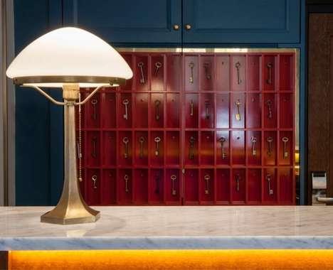 35 Boutique Hotel Designs