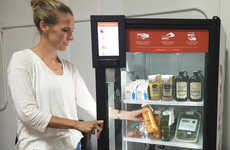 Local Food Vending Machines