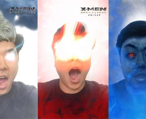 Multi-Character Snapchat Lenses