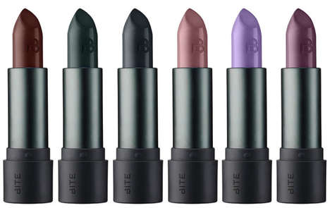Food-Inspired Lipsticks - The BITE Beauty Amuse Bouche Collection Concentrates on Sweet and Savory