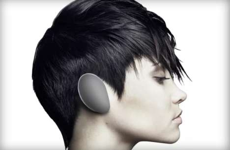 Augmented Audio Earbuds - The 'Sound' Headphones Can Increase Sounds in the Wearer's Surroundings