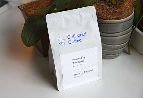 International Roaster Brands - Collected Coffee is a Subscription Service to Hard-to-Find Beans