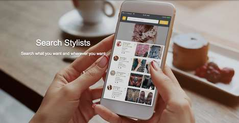 Hairdresser-Discovering Platforms - Hospii Helps You to Find a Hairstylist and Keep Informed