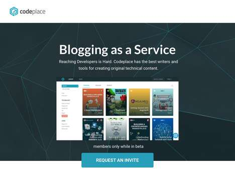 Technical Content Services - Codeplace Provides Blogging as a Service to Engage Developers
