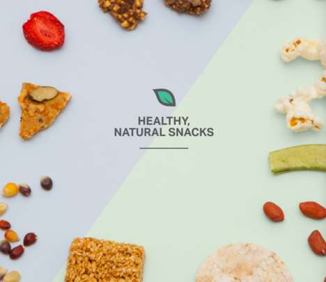 Healthy Snacking Subscription - The SourcedBox Offers Nutritious Alternatives for Food Cravings