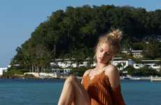 Hailey Clauson Stars in the REVOLVE Caribbean Cutie Catalog