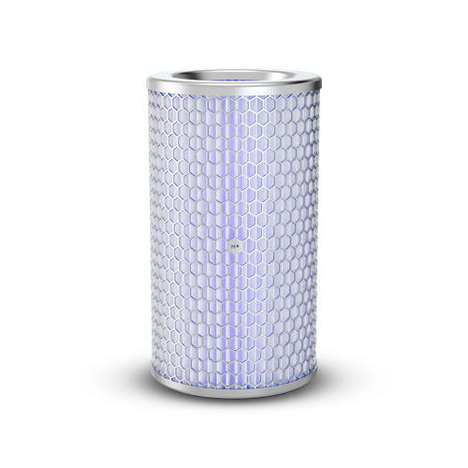 Chemical-Breakdown Purifiers - Molekule's Home Air System Dissolves Pollutants at a Molecular Level