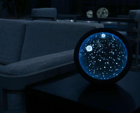 Astronomical Clock Designs