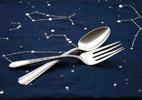 Celestial Constellation Cloths - These Stitched Table Runners