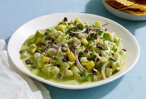 Flavorful Mexican Ceviche Recipes - The To Die For Ceviche Recipe Combines Various Flavor Profiles