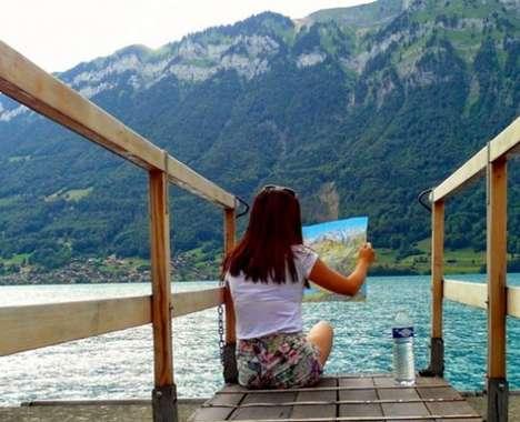 Top 35 Travel Ideas in June