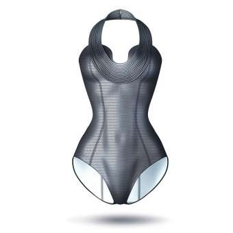 Protective Floating Swimwear - This Protective Swimwear Will Ensure That No One Drowns in Water