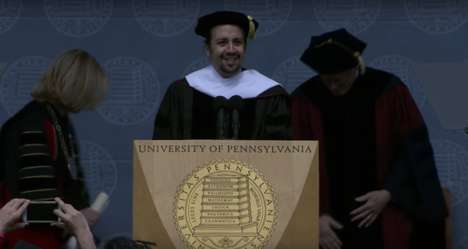 Telling Your Story - Lin-Manuel Miranda's Talk on Stories Discusses Anecdotes That Resonate