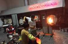 Fatherly Glassblowing Workshops