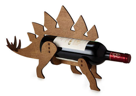 21 Contemporary Wine Racks and Holders - These Holders and Racks are Perfect for National Wine Day