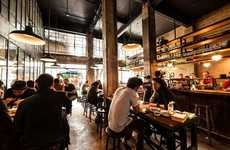 Bravo Loncheria in Mexico City is Inspired by Torta Stands
