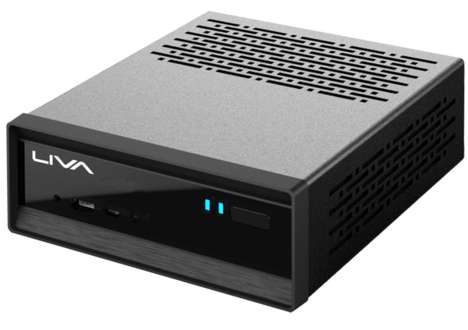 Future-Ready Desktop Computers - The ECS Liva Pro Compact Desktop is Designed to be Easily Upgraded