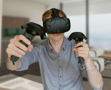 Handheld VR Controllers
