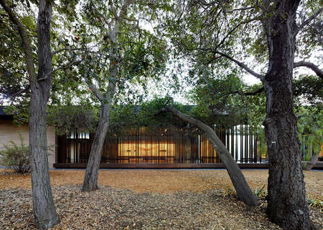 Extravagant Mediation Centers - This Stunning Meditation Center for Students was Built at Stanford