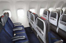 American Air's Domestic Economy Cabin Offers Exlcusive Flyer Perks