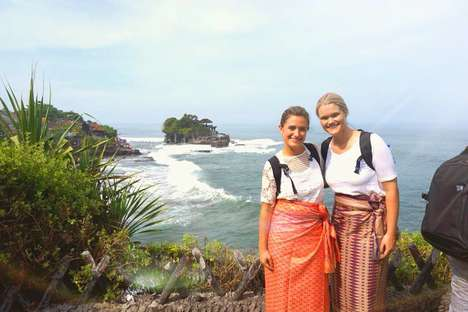Balinese Spa Vacations - The Surf Goddess Retreat is Designed for Adventurous Women