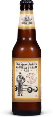 Nostalgic Vanilla Ales - The Not Your Father's Vanilla Cream Ale Opts for a Sweet Dessert Flavoring