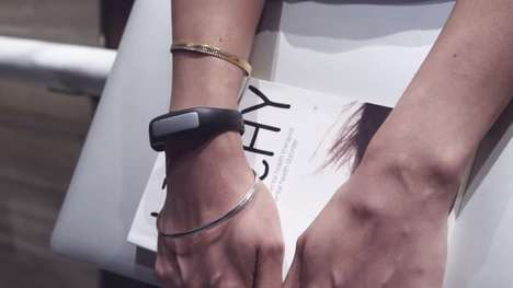 Behavior-Checking Bracelets - The Liv Bracelet Warns Users Of Problematic Behaviors
