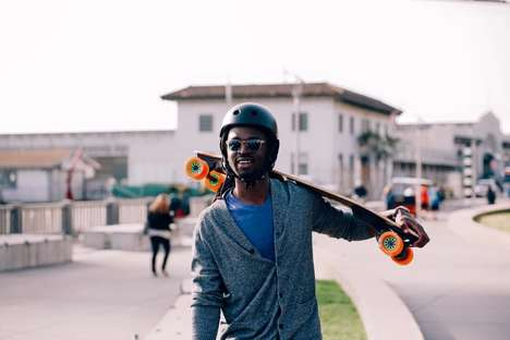 Boosted Electric Skateboards - The New Boosted Board Skateboards Offer Next-Generation Performance