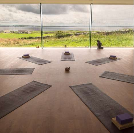 Celtic Yoga Retreats - This Yoga and Meditation Retreat is Held in the Irish Countryside
