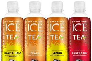 The Sparkling Ice Tea Bottles are Targeted at Younger Consumers
