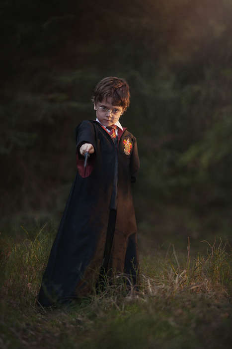 Film-Inspired Kid Costumes - These Children's Costumes Capture Their Characters Perfectly