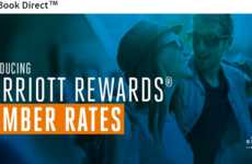 Direct Travel Booking Perks - The Marriot Rewards Program Offers Points For Direct Booking Activity