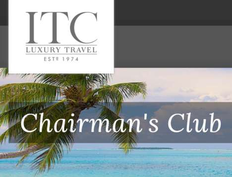 Exclusive Agent Rewards - ITC Luxury Travel's Agent Rewards Include Mystery Getaways and VIP Meals