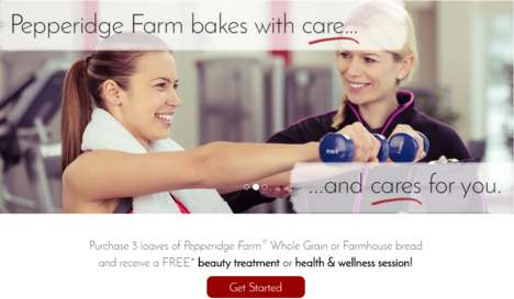Digital Wellness Rewards Programs - Pepperidge Farms' New Loyalty Program Offers Wellness Sessions