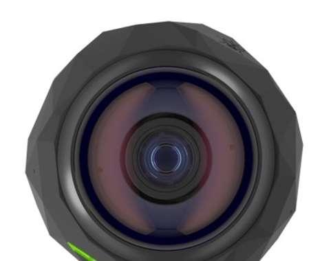 4K 360-Degree Cameras