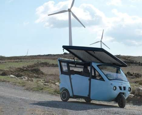 15 Examples of Solar-Powered Vehicles