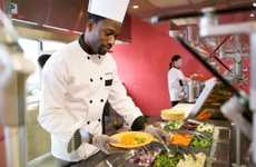 World-Class Campus Cuisines