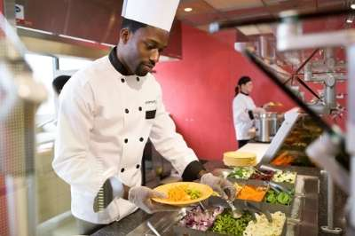 World-Class Campus Cuisines - Aramark is Upscaling Campus Dining Experiences for Generation Z