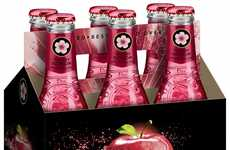 Seasonal Flower Ciders - The Strongbow Cherry Blossom Hard Apple Cider is Aromatic